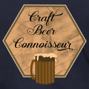Craft Beer Connoisseur Zip Hoodies & Jackets - Men's Zip Hoodie