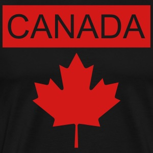 Canada Day Tee Shirt - Men's Premium T-Shirt