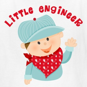 Little Engineer Kids' Shirts - Kids' T-Shirt