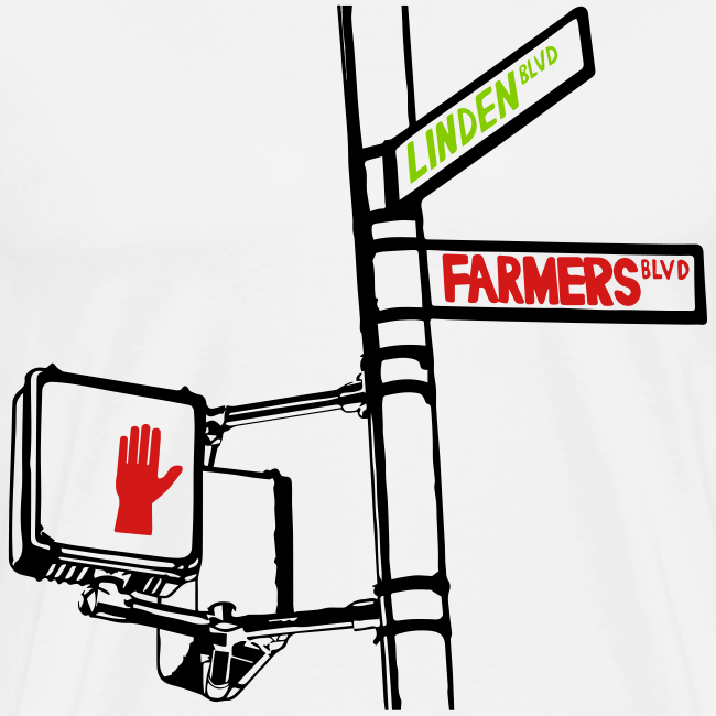 Street Signs T-Shirt