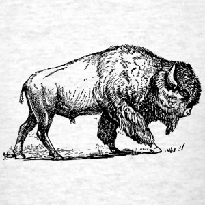 Buffalo - Men's T-Shirt
