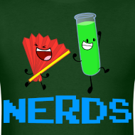 Design ~ NERDS T-Shirt