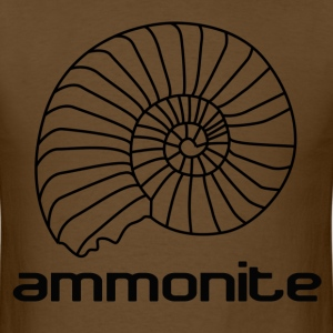 Ammonite - Men's T-Shirt