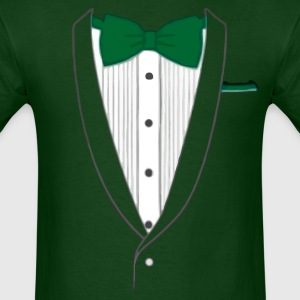 Bow tie for the cool guy (4) - Men's T-Shirt