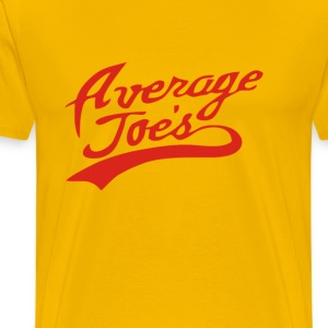 Dodgeball – Average Joes - Men's Premium T-Shirt
