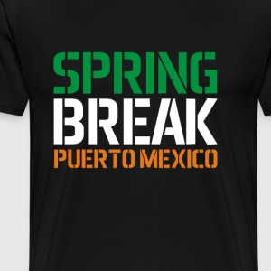 Spring Break Puerto Mexico – 22 Jump Street  - Men's Premium T-Shirt
