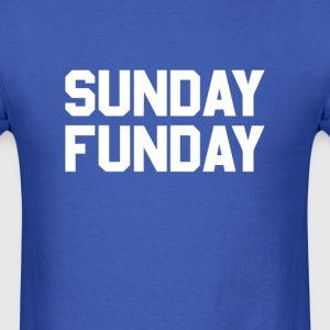 Sunday Funday – 22 Jump Street - Men's T-Shirt