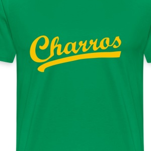 Eastbound & Down – Kenny Powers Charros - Men's Premium T-Shirt