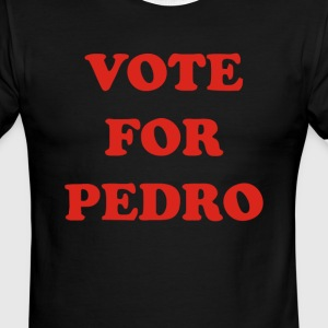 Napoleon Dynamite – Vote For Pedro - Men's Ringer T-Shirt