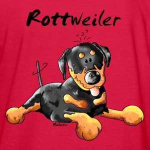 Sweet  Rottweiler  Kids' Shirts - Kids' Long Sleeve T-Shirt