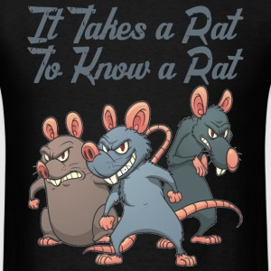 Rat Bastard - Men's T-Shirt