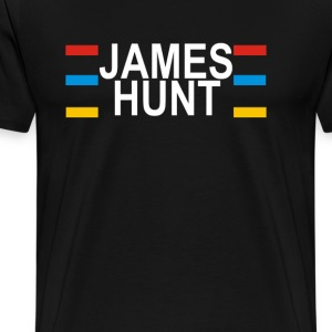 James Hunt - Men's Premium T-Shirt