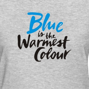 Blue Is the Warmest Colour - Women's T-Shirt