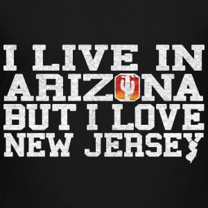 Arizona New Jersey Love T-Shirt Tee Top Shirt Kids' Shirts - Kids' Premium T-Shirt