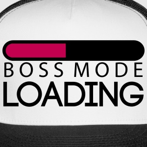 Boss Mode Loading Sportswear - Trucker Cap