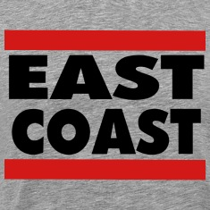 EAST COAST T-Shirts