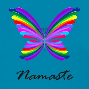 Namaste butterly - Women's T-Shirt