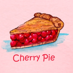 cherry pie - Women's T-Shirt
