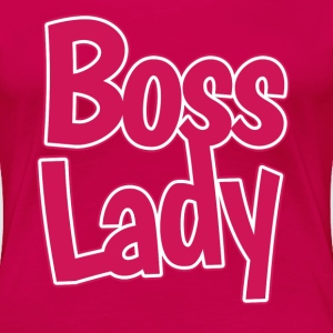 Boss Lady - Women's Premium T-Shirt