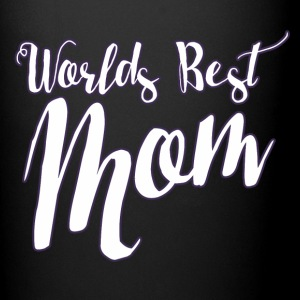 Worlds best MOM for mothers day - Full Color Mug