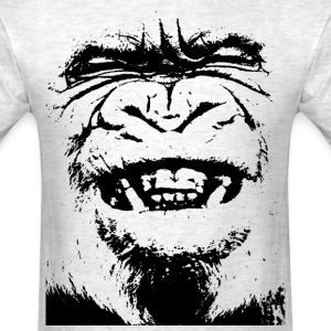 Snowflake the Gorilla (1) - Men's T-Shirt
