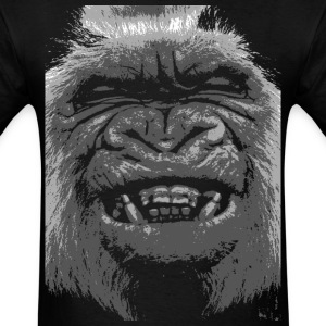 Snowflake the Gorilla (4) - Men's T-Shirt