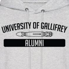 University of Gallifrey Alumni Hoodie