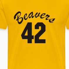 Teen wolf – Beavers number 42