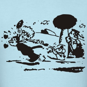 Pulp Fiction – Krazy Kat  - Men's T-Shirt