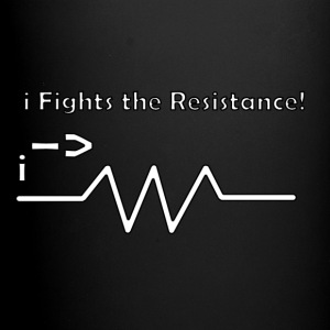 I Fights the Resistance - Full Color Mug