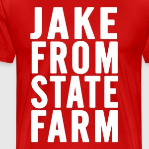 Jake From State Farm - Men's Premium T-Shirt