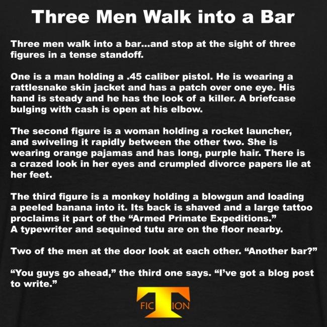 Three Men Walk into a Bar (dark)