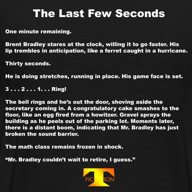 The Last Few Seconds (dark)