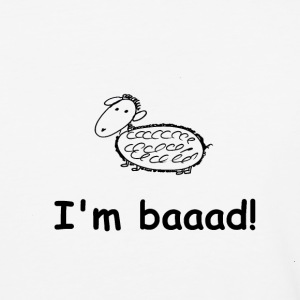 baaad sheep T-Shirts - Baseball T-Shirt
