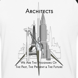 Architects Men's Baseball T-Shirt - Baseball T-Shirt