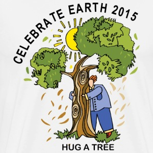 Earth Day 2015 - Men's Premium T-Shirt