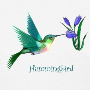 hummingbird  2 - Women's T-Shirt