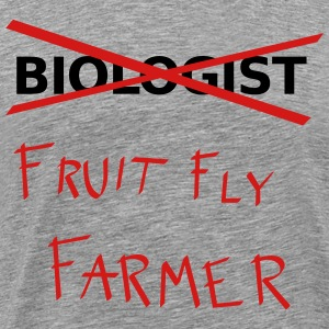 Biology Humor - Men's Premium T-Shirt
