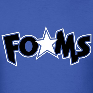 foams T-Shirts - Men's T-Shirt