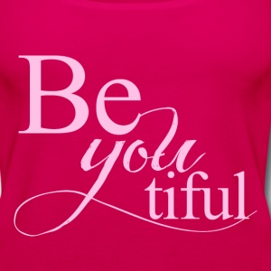 Be you tiful Beautiful Tank - Women's Premium Tank Top