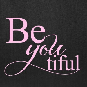 Be you tiful Beautiful Tote - Tote Bag