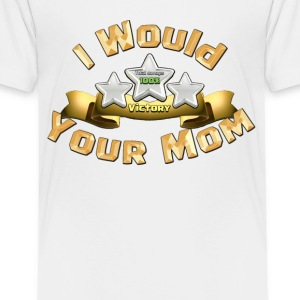 Clash of Clans Three Star Your Mom - Kids' Premium T-Shirt