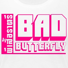 BAD BUTTERFLY Women's T-Shirts