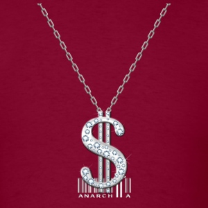 Bling Necklace T-Shirts - Men's T-Shirt