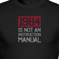 Design ~ 1984 is not an instruction manual