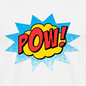 POW! - Men's Premium T-Shirt
