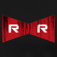 Design ~ Android 17 Red Ribbon T-Shirt