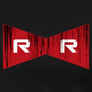 Android 17 Red Ribbon T-Shirt - Men's Premium T-Shirt