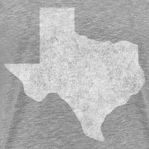 Texas Home State Tee Shirt - Men's Premium T-Shirt