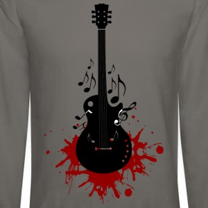 Bloody Guitar - Crewneck Sweatshirt